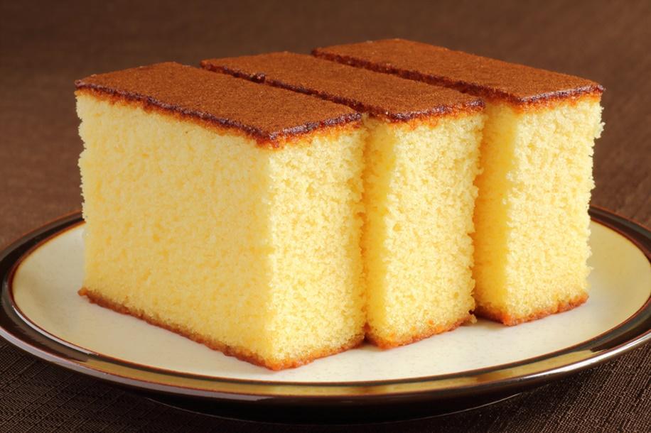 Sponge Cake No. 2