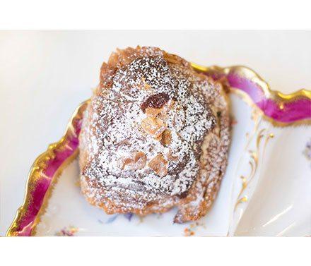 Almond Croissant Viennoiserie Pastries