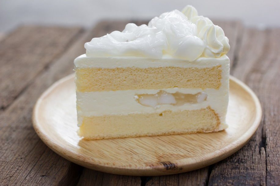 Best Eggless White Cake Recipe
