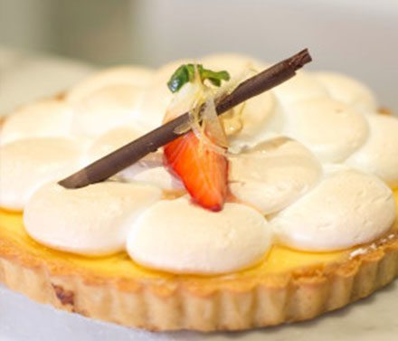 Lemon Meringue Gourmet Tarts