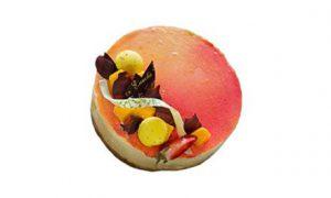 Mango Cheesecake Specialty Cake