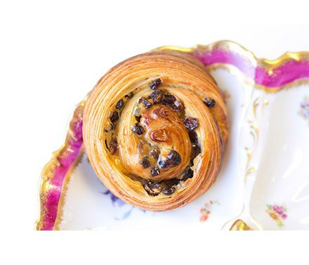 raisin snails